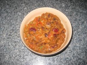 Meaty Beany Chilli (8)