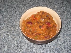 Meaty Beany Chilli (9)