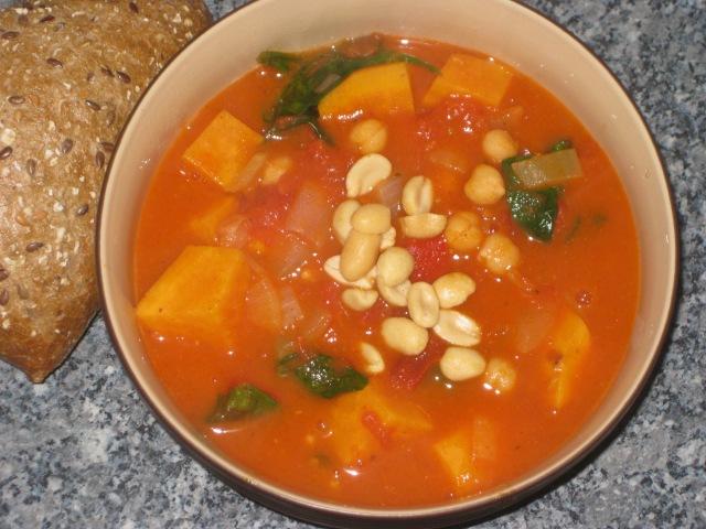 African Peanut Stew (10)