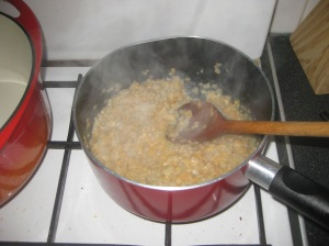 Savoury Oatmeal (3)