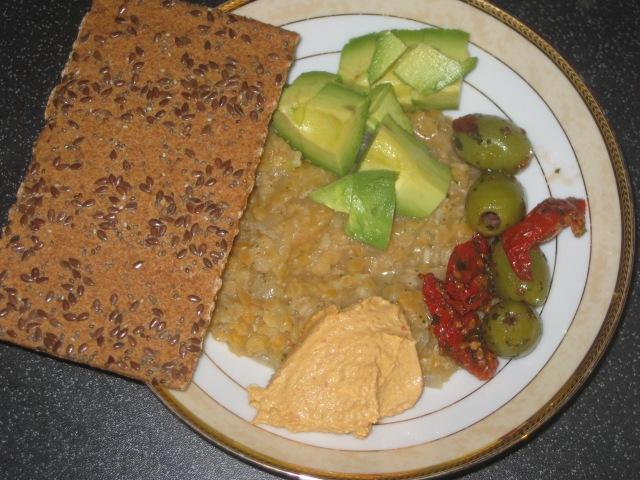 Savoury Oatmeal (7)
