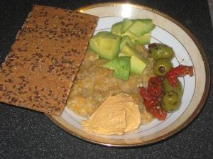 Savoury Oatmeal (8)