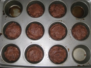 Brownie Peanut Butter cups (5)