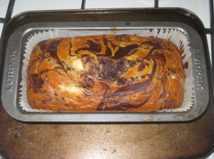 Marbled Banana Bread (10)