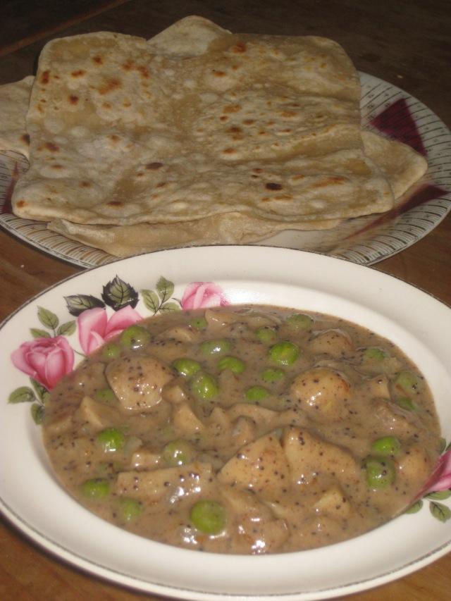 AVK Button Mushroom Curry (12)