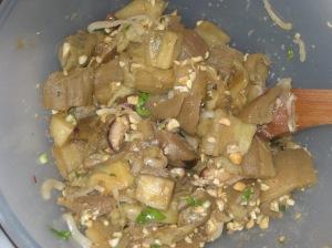 AVK Roasted Aubergine Salad