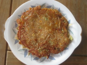 AVK Vegetable Pancake (1)
