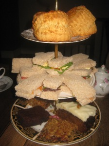 Afternoon Tea at Tea Hive (2)