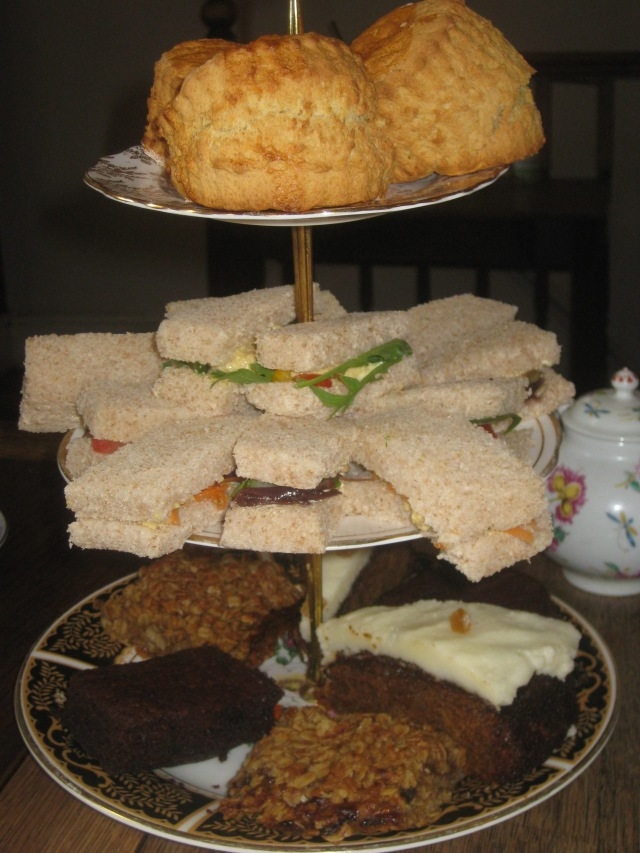 Afternoon Tea at Tea Hive (3)