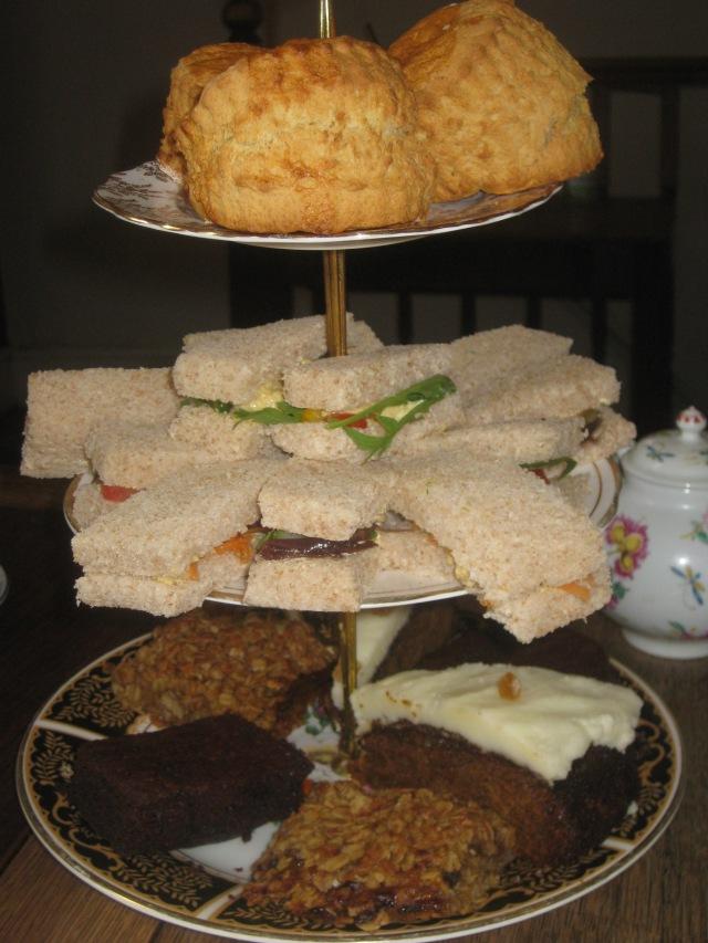 Afternoon Tea at Tea Hive (3)