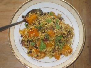 AV Butternut Squash Salad