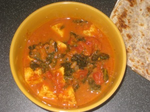 AV Tofu and Mustard Greens Curry (2)