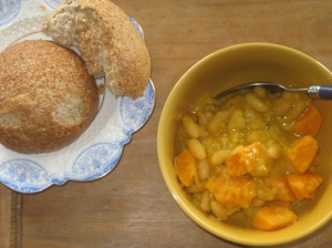 Cannellini Bean and Sweet Potato Tagine (11)