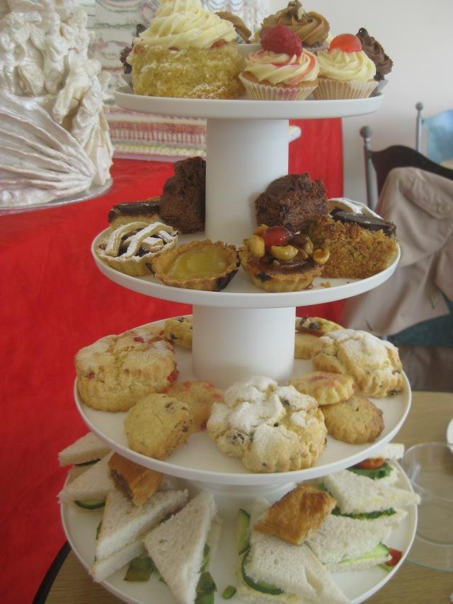 Steel City Cakes Afternoon Tea 002