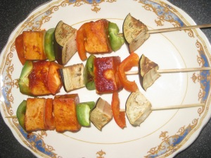 Veg and Tofu Kebabs (1)