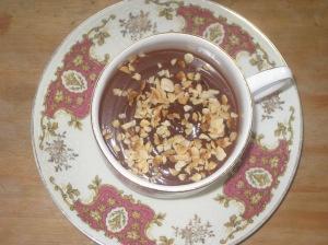 A Vegan Taste of France Chocolate Hazelnut Ramekins (5)