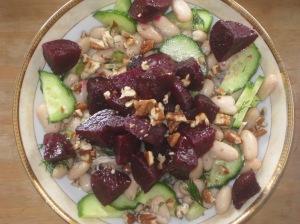 Polish Summer Soba Salad