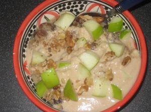 Salad Samurai Apple Quinoa Bowl