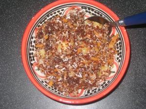 Salad Samurai Coconut Carrot Cake Salad