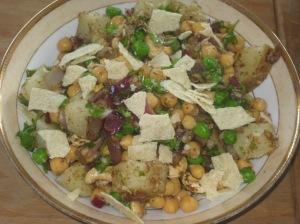 Salad Samurai Coconut Samosa Potato Salad 002