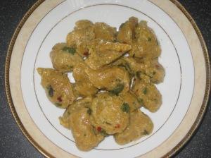Vegan Secret Supper Butternut Squash Gnocchi (4)