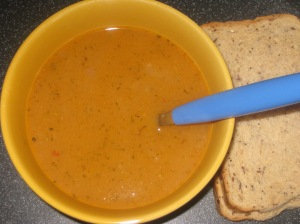 Vegan Secret Supper Caramelised Onion Bisque (9)