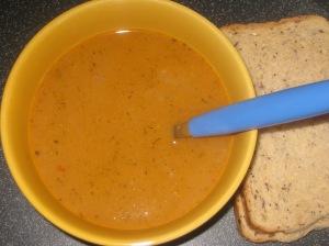 Vegan Secret Supper Caramelised Onion Bisque (9)