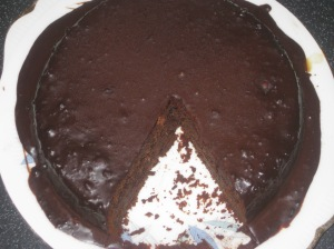 Vegan Secret Supper Dark Chocolate Cake (6)
