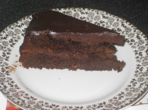 Vegan Secret Supper Dark Chocolate Cake (8)