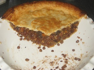 Vegan Secret Supper Lentil Walnut Tourtiere (4)