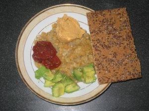 Savoury Oatmeal (4)
