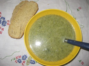 Veganomicon Broccoli Potato Soup (2)