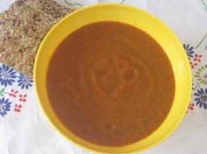 Veganomicon Creamy Tomato Soup (2)