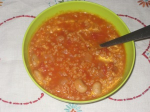 Veganomicon Tomato and Rice Soup (2)