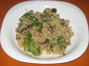 VEW Quinoa Pistachio Salad (2)