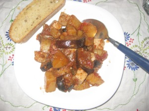 VEW Tofu and potato adobo stew (1)