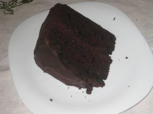 Moment Choco Cake