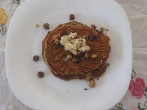 Street Vegan Bourbon Hazelnut Pancakes (1)