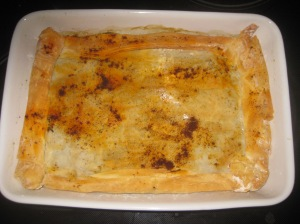 Street Vegan Flaky Spinach Pie (1)
