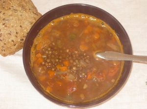 Street Vegan French Lentil Soup (1)