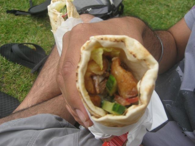 Manchester Go Falafel
