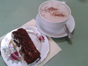 Healthy Spirit Cake