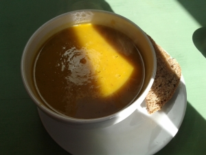 Healthy Spirit Soup