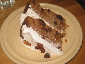 Moment Cinnamon and Raisin Cake