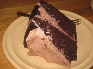 Moment Mint Chocolate Cake