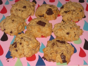 Vegan Bible Chocolate Chip Cookies (2)
