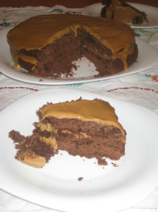 Vegan Bible Chocolate Spoeculoos Layer Cake (3)