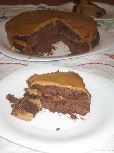 Vegan Bible Chocolate Spoeculoos Layer Cake (3)