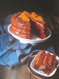 Vegan Bible Chocolate Spoeculoos Layer Cake (5)