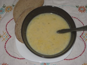 Vegan Bible Creamy Corn Soup (2)